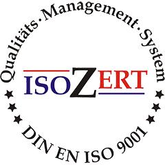 Triwatechnik-ISO9001-Zertifikat